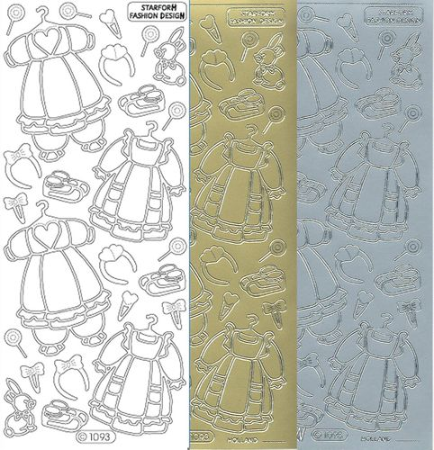 Starform Stickers 1093 Layette