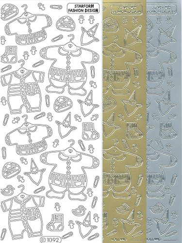 Starform Stickers 1092 Layette