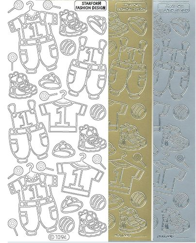 Starform Stickers 1094 Layette